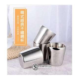 1633655 韓式不鏽鋼水杯