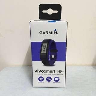 Garmin Vivosmart HR+ Purple - 英文版