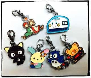 Sanrio 懷舊小扣扣系列
