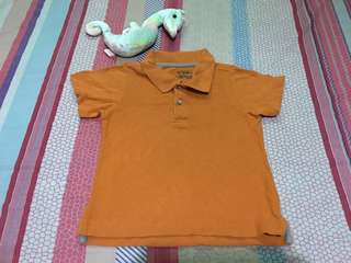 Baby boy poloshirt size 2T. Preloved or US bale.