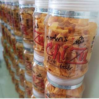 Popia Cheese Chizu Crackers #July100