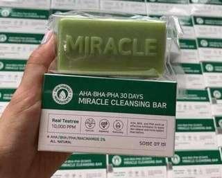 soap Acne treatment