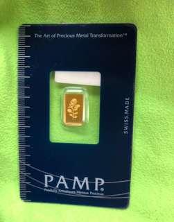 1 gram - Pure Gold Bar ✅✅
