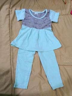 Baby Girl Daysuit ( 1 - 2 Years )