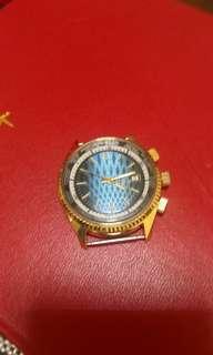 古董手錶 上鏈 要抹油
