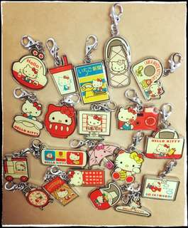 🈹Hello Kitty Charms Collection