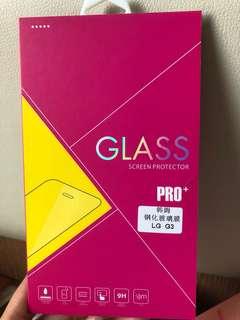 LG G3玻璃mon貼 保護貼