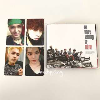 [WTS] NCT 127 Fire Truck Single Album
