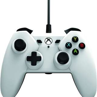 1411. PowerA Wired Controller For Xbox One - White