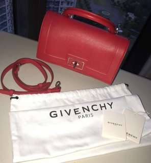 Givenchy 2 way clutch/sling