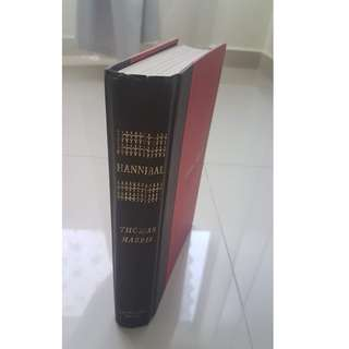 🚚 Hannibal - Thomas Harris