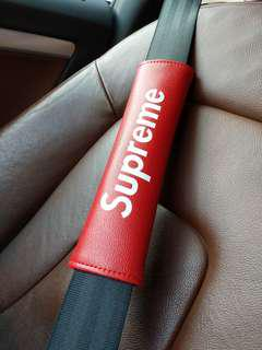 Supreme Seat Belt Cover