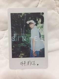 [WTT] Seventeen Love&Letter repackaged The8 Polaroid