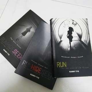 run hide and seek trilogy by gabby tye
