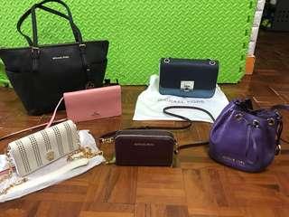 Michael Kors Tory Burch coach handbag