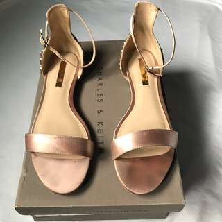 Pre Loved Charles and Keith Shoe
