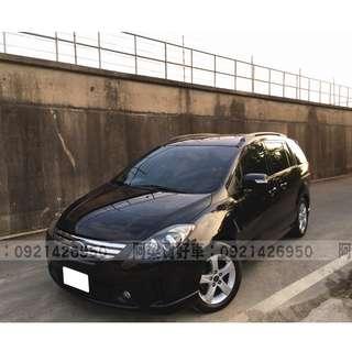2009年- 福特 - I-MAX (七人座.恆溫.螢幕) 買車不是夢想.輕鬆低月付.歡迎加LINE.電(店)洽
