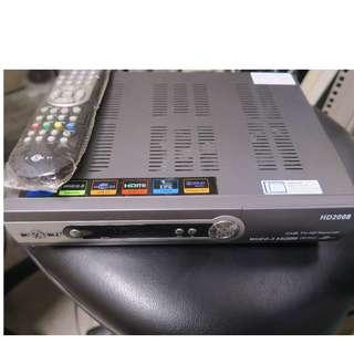 EIGHT HD2008 高清機頂盒
