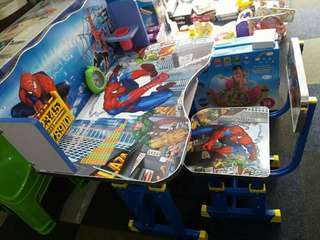Study Tables Available Frozen, Hello Kitty, Cars, Spider Man & Princess