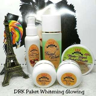 DRK Paket Whitening Glowing
