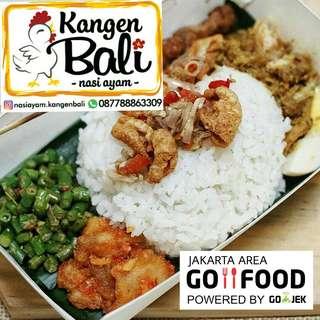 Nasi Ayam Kangen Bali