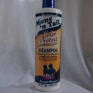 Mane and Tail Shampo color protection ( Original & New )