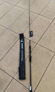 Jigging Baitcaster rod