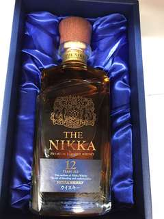 The Nikka 12 700ml日本威士忌(購自日本)