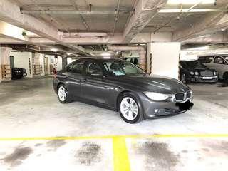 2015 BMW 320I ED