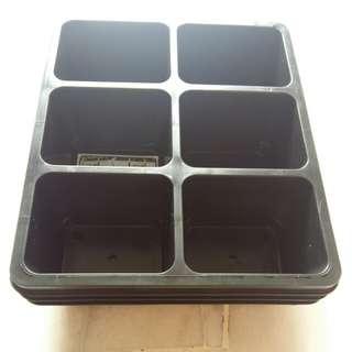 Vegetable seedling pot(Better Cash on Deliver only can setapak genting klang kfc)