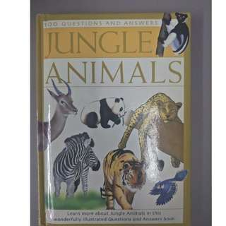 Jungle Animals (100 Questions and Answers)