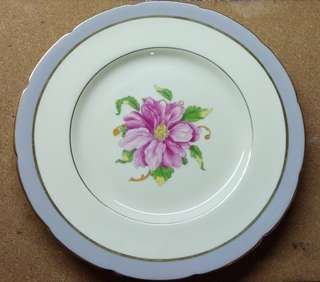 England plate  11 inches