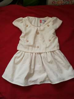 Semi formal dress for baby