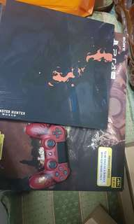 Ps4 Pro Rathalos Limited Edition