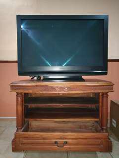 TV Console/ shelves