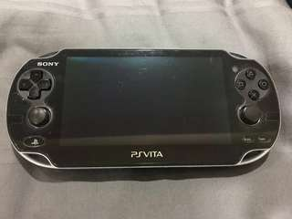 Ps Vita with charger
