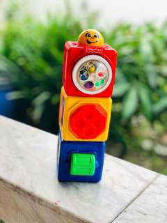 Fisher Price ABC Stacking Toys