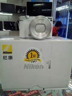 Nikon J5 kit 10-30mm f/3.5-5.6 pd-zoom