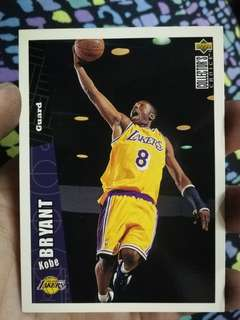 Upper Deck NBA Cards - Kobe Bryant