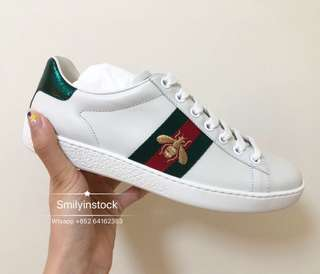 Gucci Bee Sneakers 蜜蜂波鞋
