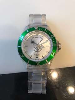 Snoopy 特別版錶