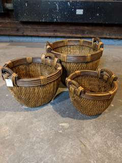 Plant / flower pot $50/pair