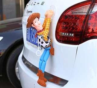🚚 胡迪汽車裝飾