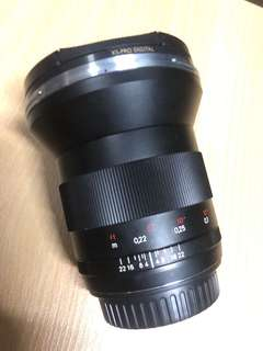 Zeiss ZE 21mm f2.8