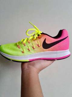 NIKE ZOOM running shoes 👟