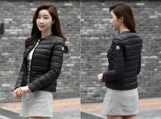 Size 4 全新Moncler down coat