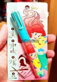 香港迪士尼美人魚公主便携小剪刀