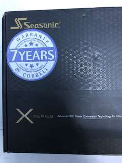 Seasonic x850 Gold psu