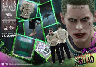 The joker Arkham Asylum version MMS373