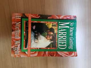 book on marriage preparation